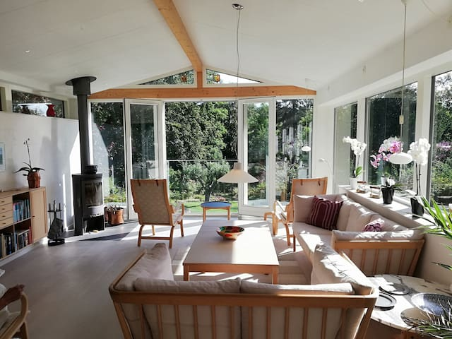 House in Hareskovby in beautiful North Zealand