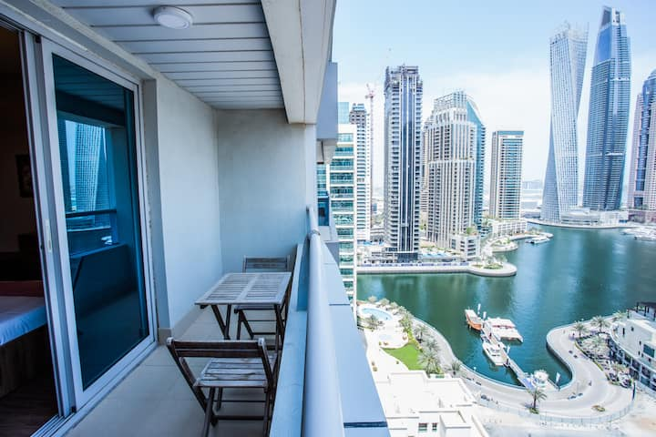 Marina Diamond 1Bedroom with Balcony Marina View