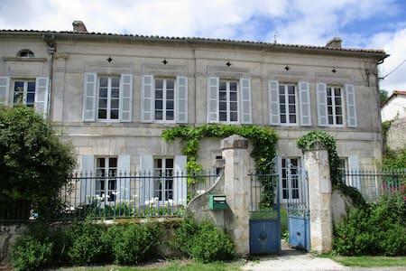 Renovated watermill, Charente Maritime - Champagnac