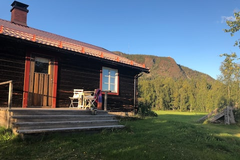 Grandfathers Cabin- in the middle of Funäsdalen