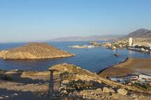 CASA ISLA: lovely Fisherman House, Terrace and Direct Beach Access