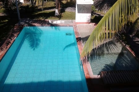 Villa Tortugas: Casa Familiar