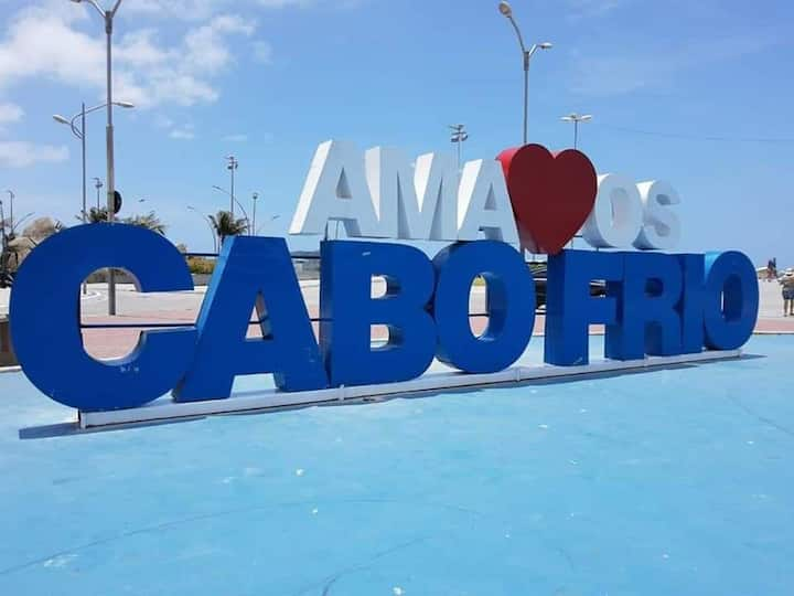 Sol de Cabo Frio Kitnets (Harmonia)