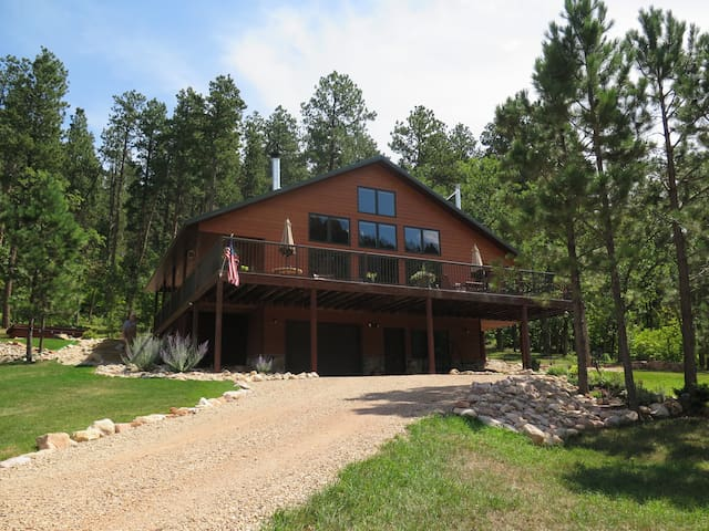 Black Hills Retreat - Spearfish, SD - Spearfish - Casa