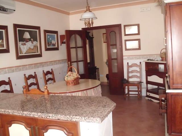 Casa céntrica en Alameda (Ruta del Tempranillo) - Alameda - House