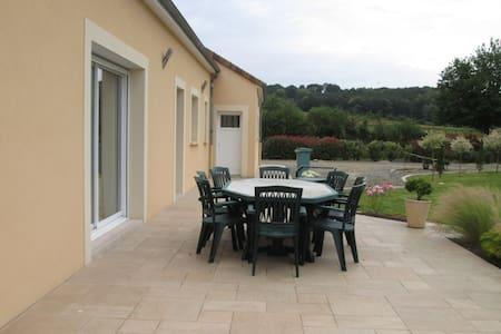 une chambre (voir plus) pour une escale au calme - Montfort-le-Gesnois