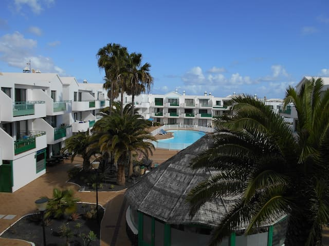 Costa Teguise Beach 2bedrooms- 7 ppl- 306