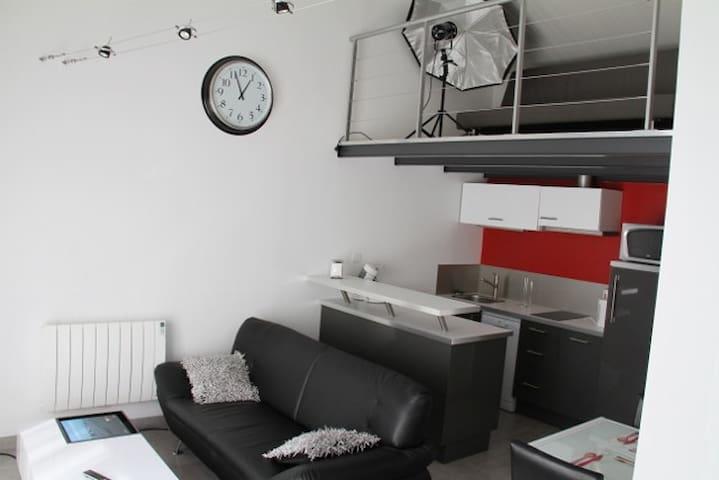 Appartement 35m2 proche La Rochelle - Perigny - Apartamento