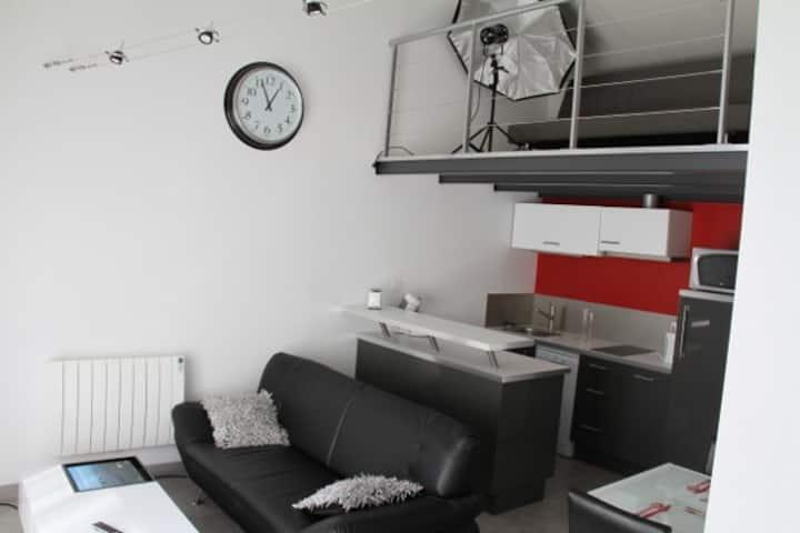 Appartement 35m2 proche La Rochelle