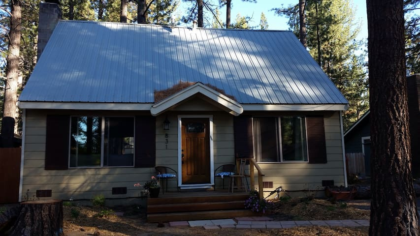 Charming centrally located cabin
