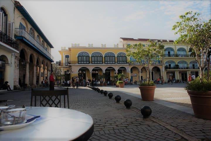 Casa Birgit & Fran - a few steps to Plaza Vieja