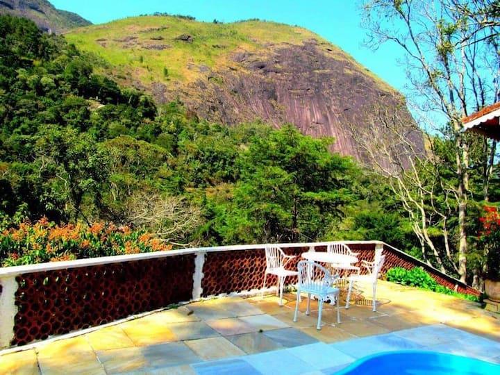 Casa em Petrópolis - Fazenda Inglesa
