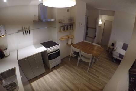 Bonito apartamento 4p Pas de la Casa - El Pas de la Casa - Huoneisto