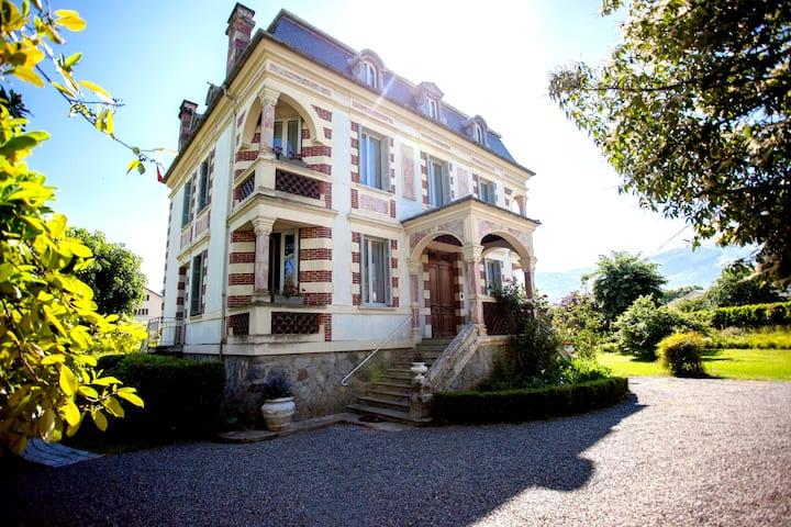 La Villa du Parc - Maison d'Exception 13 personnes