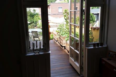 Hyggeligt byhus i forstad til Århus, værelse 2 - Odder