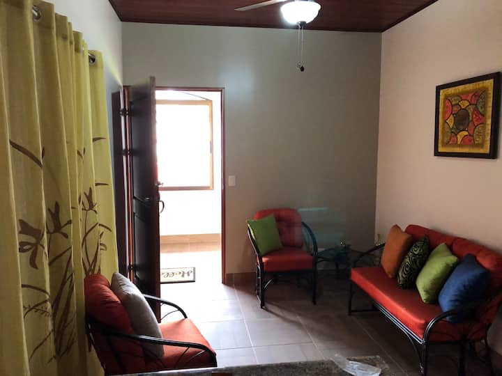 Apartamento Nuevo,Excelente Ubicación.