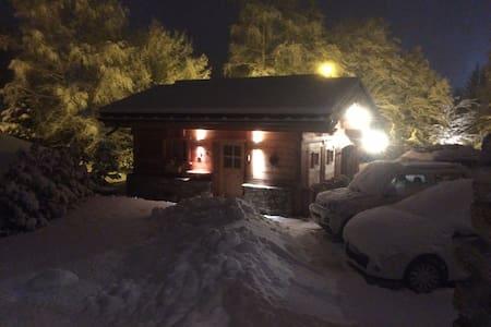 Small chalet in Chamonix - 夏蒙尼(Chamonix-Mont-Blanc) - 牧人小屋