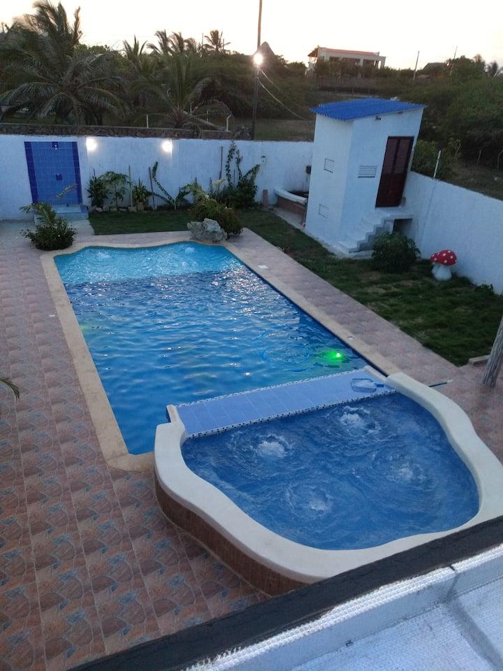 Casa Campestre Villa Liliana capacidad 15 personas