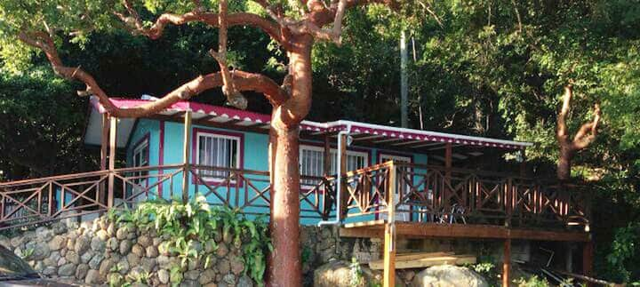 Caribbean Cottage with Seaview