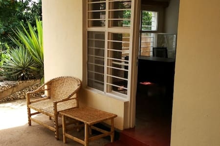 Cozy garden house with a lot of space and light - Kigali