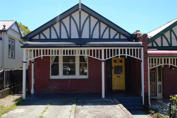 Federation family home Hobart