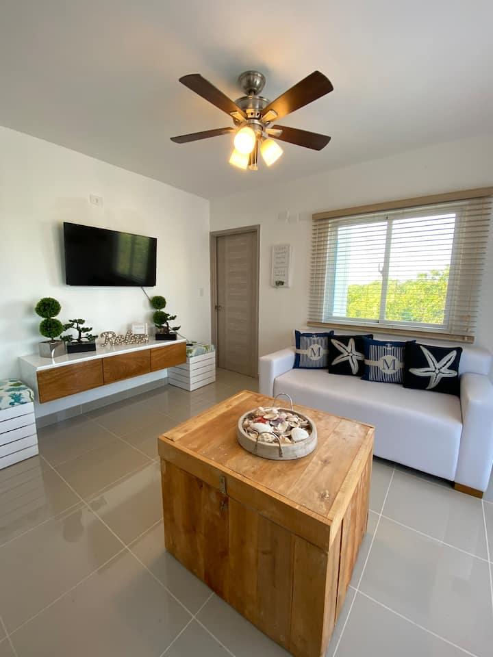 Luxury Stylish Punta Cana Apartment
