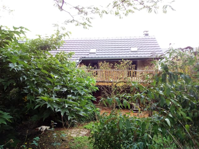 Tarn Aveyron Maison pierres Jardin Calme Randonnée