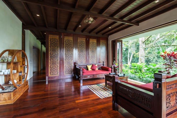 BeingSattvaa Retreat in Ubud Bali