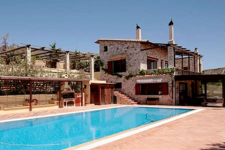Athens Luxury Farmhouse - Keratea - House