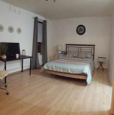 RENOVATED STUDIO in Astoria!!! 15mins to the city - Queens - Lägenhet