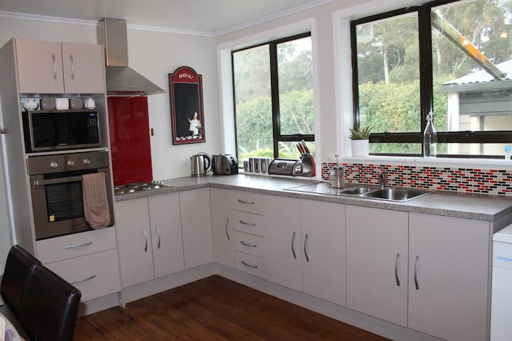 The Cactus Gardens: holiday home near the Redwoods