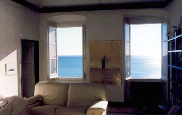 Splendida vista sul Golfo Paradiso - Pieve Ligure - อพาร์ทเมนท์