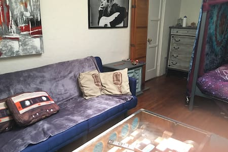 Sofa bed in studio at Warner Bros! - Burbank - Apartment