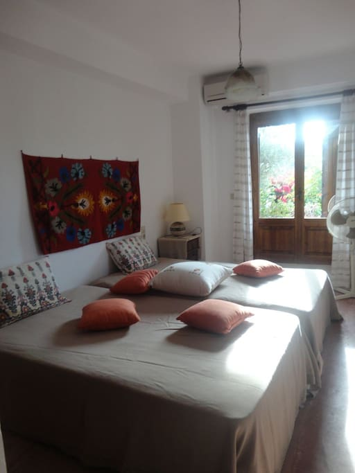 Bedroom up to 3 persons