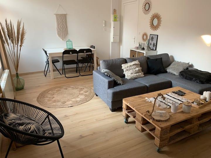 Appartement centre ville Moulins