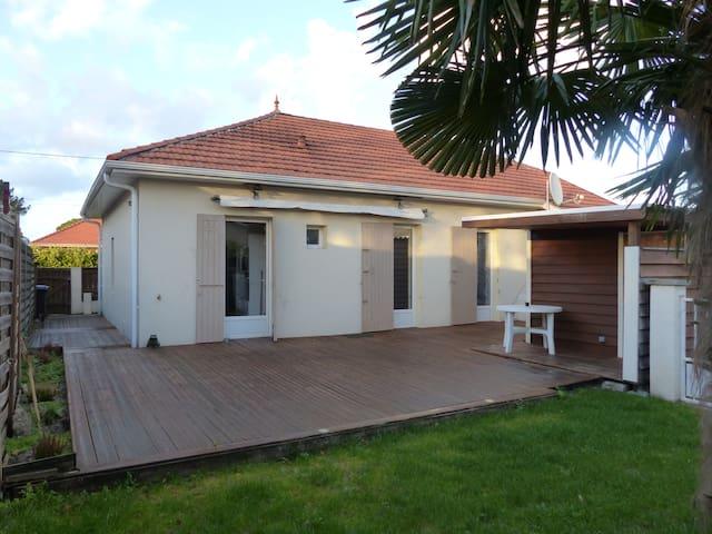 Maison entre bassin et océan - Lège-Cap-Ferret - Maison