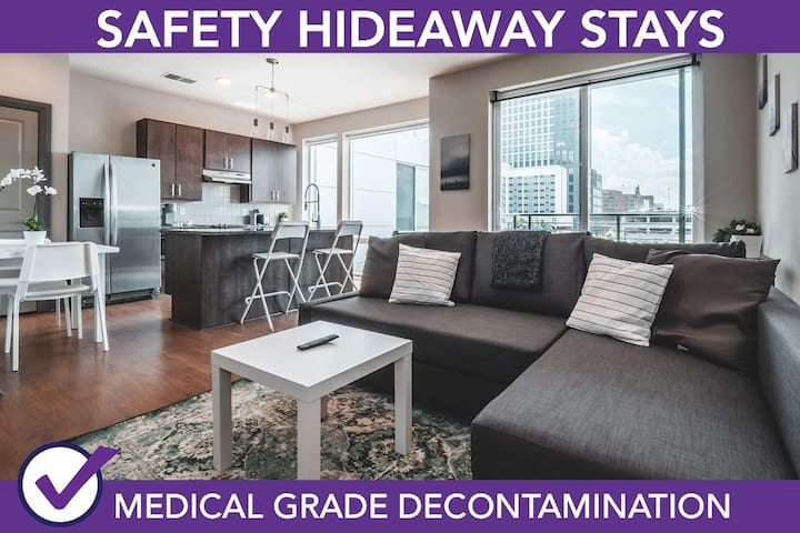 Safety Hideaway - Medical Grade Clean Home 34