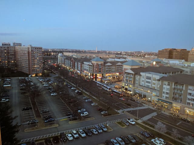 Pentagon City Apartment (2 blocks to Metro Access) - Арлингтон - Квартира