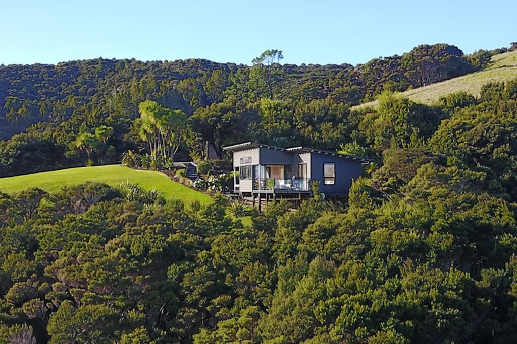 Private and Secluded. Luxury at Te Huia