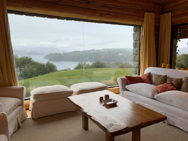 The most Cozy & Beautiful House in Patagonia