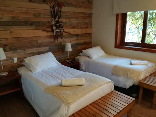 Habitación twin - Hotel 381