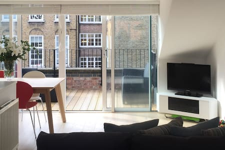 Modern 2 Bedroom Flat in Central London - ロンドン