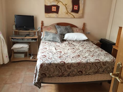 Very Spanish one bedroom studio