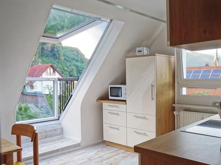 Ferienwohnung Burgblick, (Hausach), Ferienwohnung 55qm, 2 Schlafzimmer, max. 3 Personen