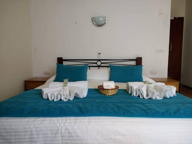 Habitación Matrimonial / Baño Privado