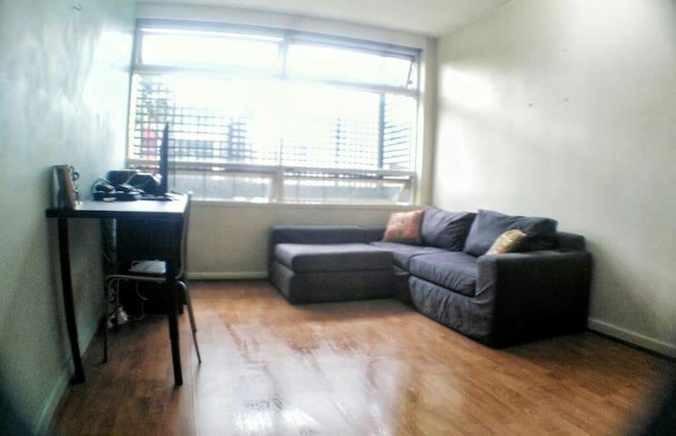 Cozy apartament in st Kilda