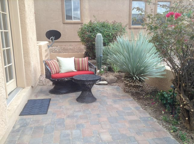Upscale, private, courtyard - Fountain Hills - Dům