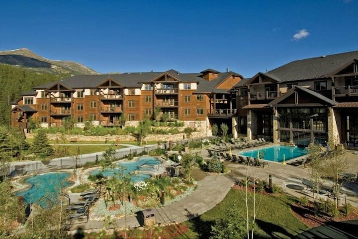 Summer in Breckenridge at Grand Timber Lodge