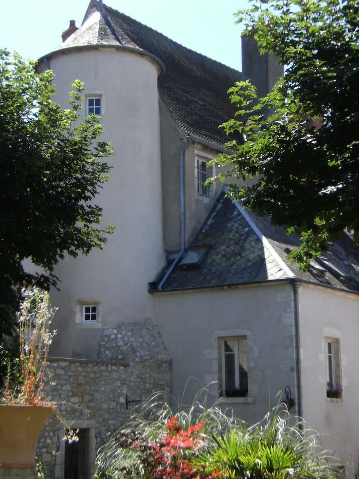 Chambres d'Hôtes du Chat Ritois