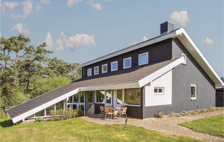 Holiday cottage with 7 bedrooms on 436m² in Roslev
